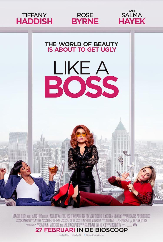 Ladies Night: Like a Boss