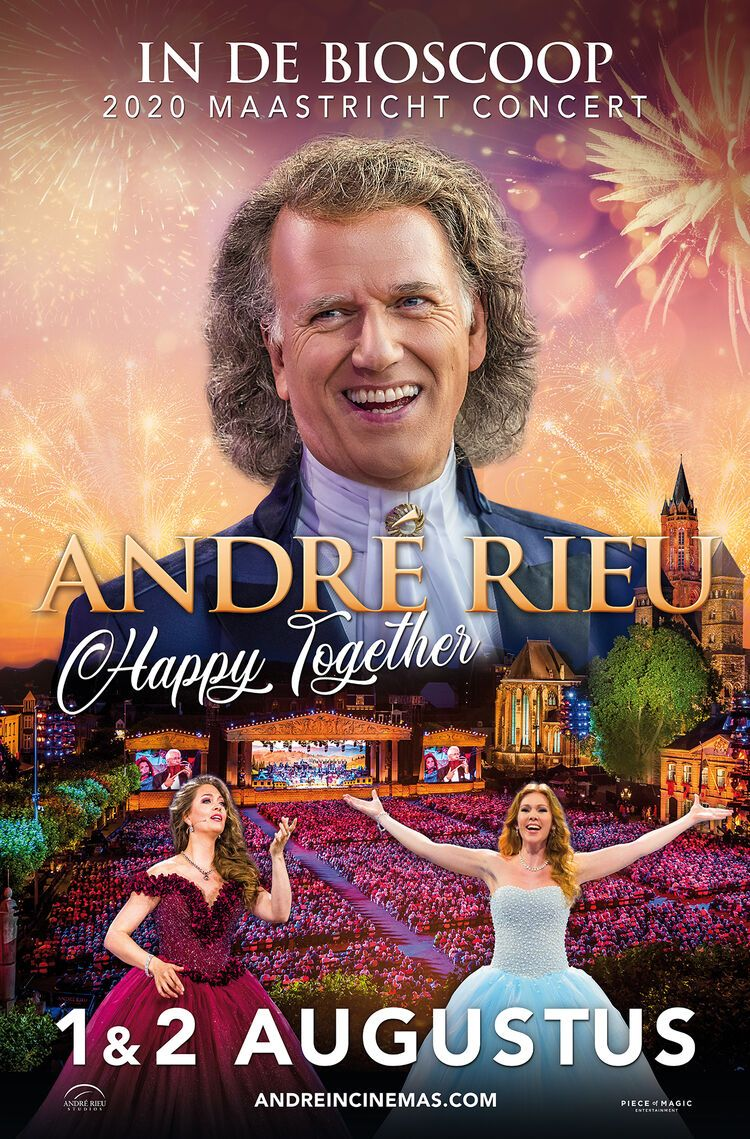 André Rieu's Maastricht Concert 2020: Happy Together