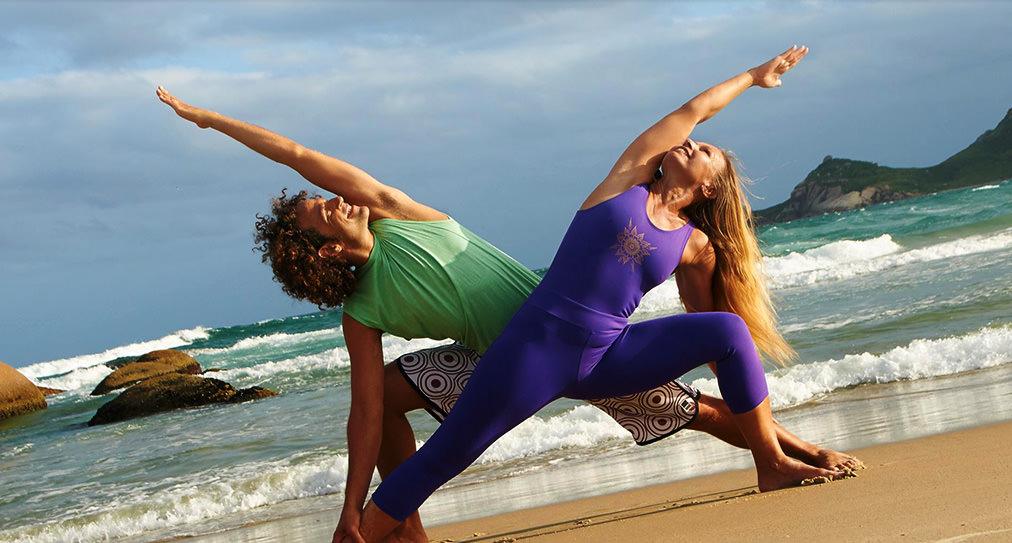 Online Training with David Lurey & Mirjam Wagner   TINT. Yoga