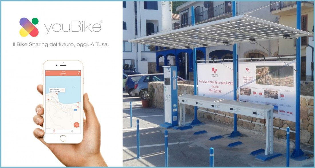 Halaesa In Bici Smart con youBike