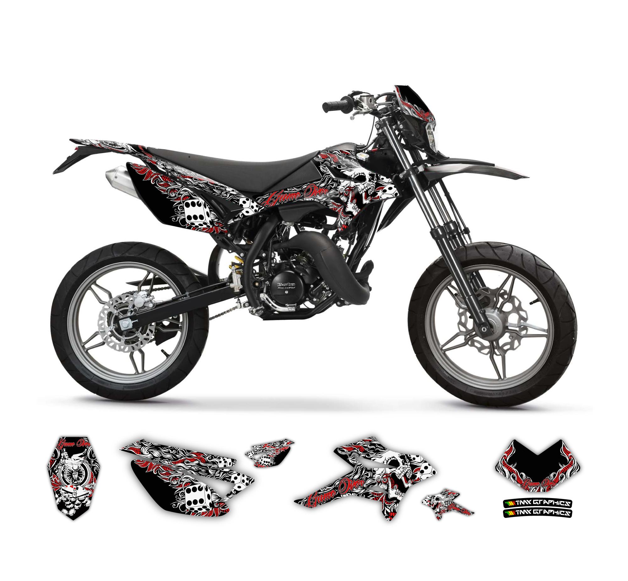 Yamaha Rio X