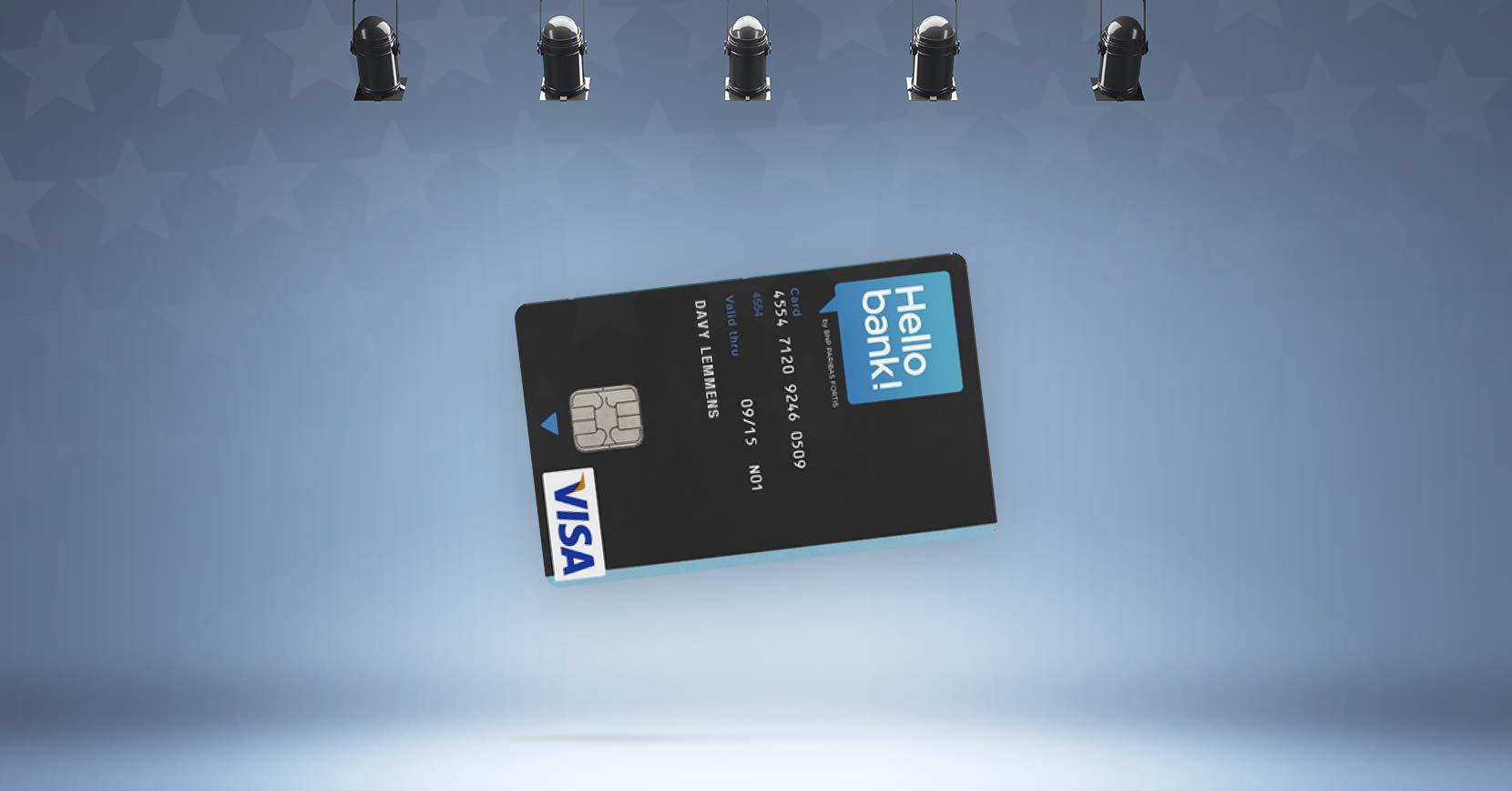 Hello Prepaid card