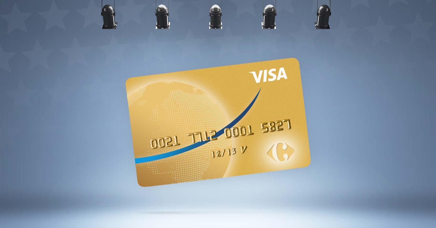 Carrefour Visa Gold