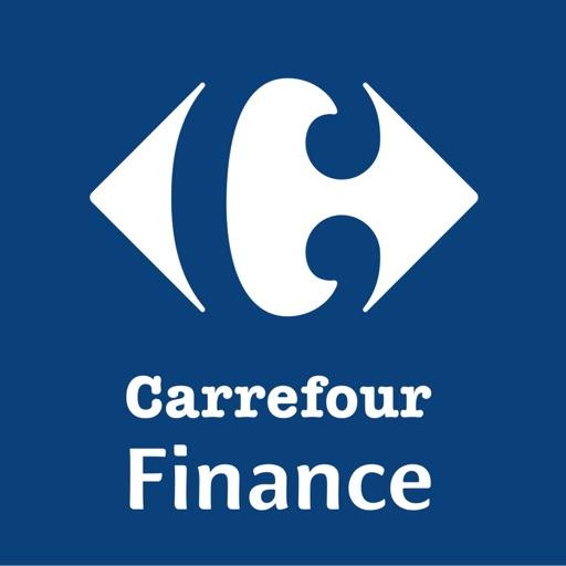 Logo carrefour finance