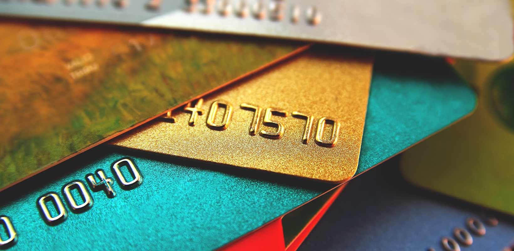 soorten kredietkaarten