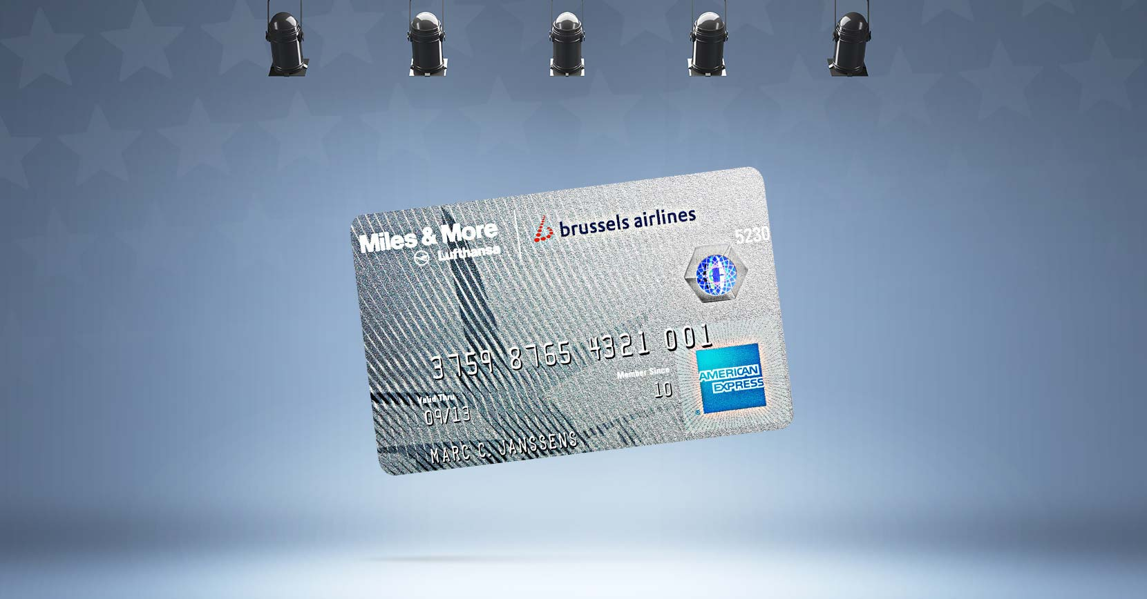 American Express Brussels Airlines