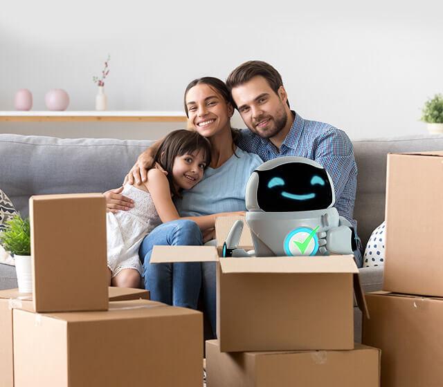 Acheter une maison: trouvez un prêt hypothécaire