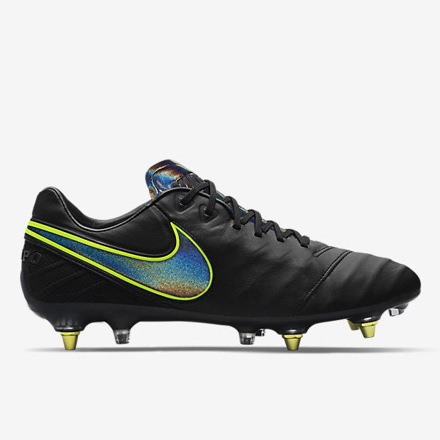 Nike Tiempo Legend VI - black