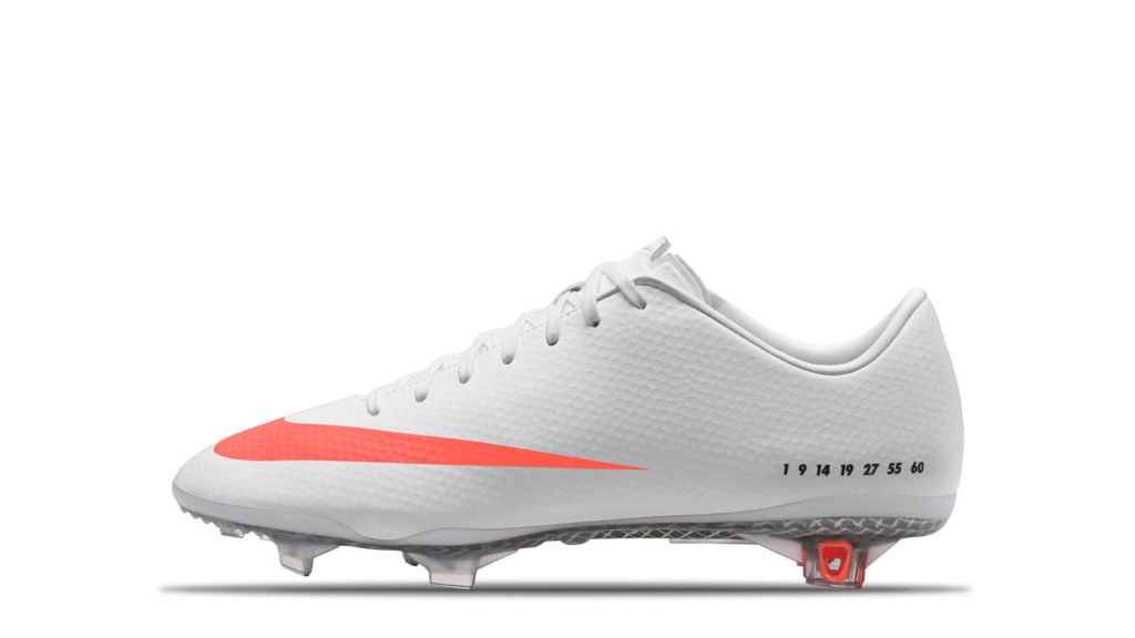 2013 CR7 Mercurial Vapor