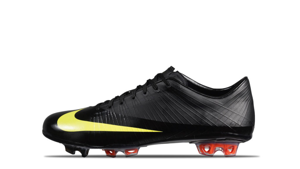 2009 Mercurial Vapor Superfly - black