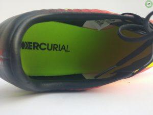 vnitřní část kopačky Nike Mercurial Vapor XI