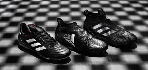 Adidas Checkered Black Pack