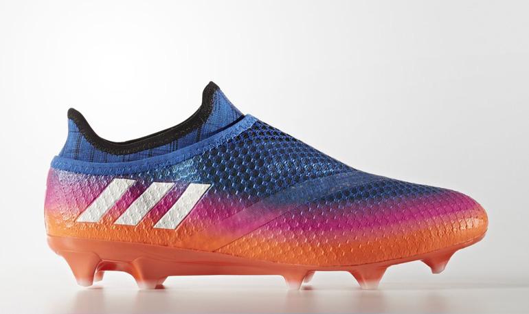 Adidas Messi 16 + Pureagility Blue Blast Pack