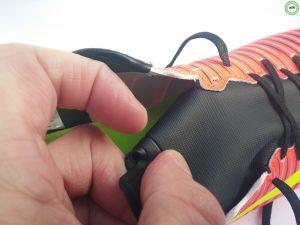 Nike Mercurial Victory VI - jazyk