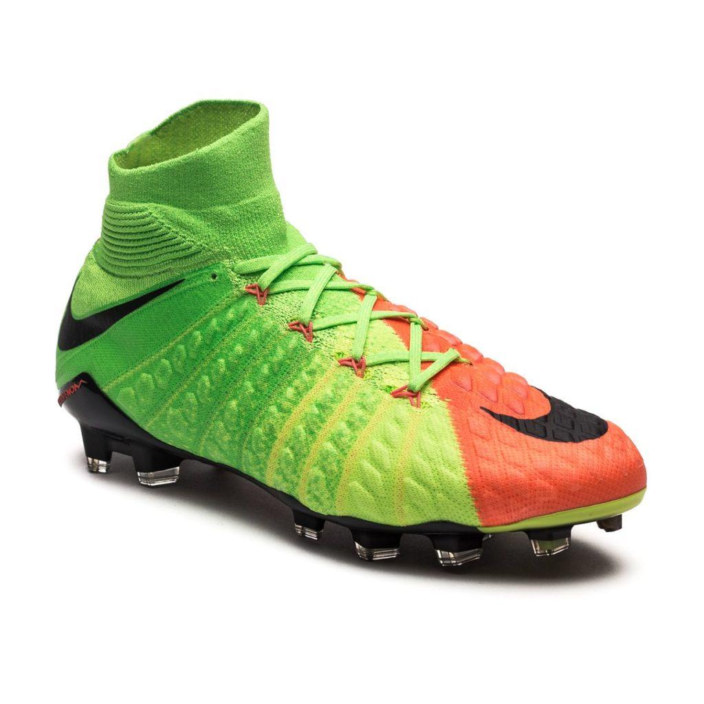 pletené kopačky s ponožkou Nike Hypervenom Phantom 3