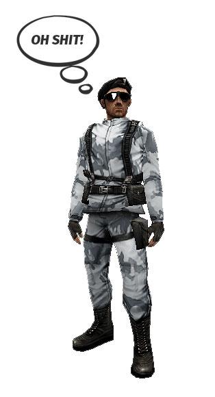 Camo Counter Strike