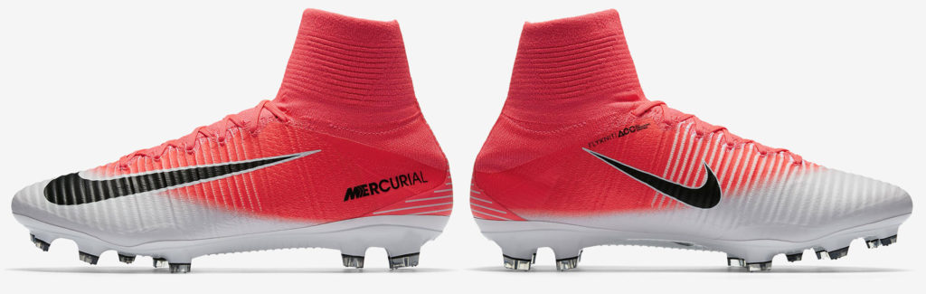 Nike Mercurial Superfly V Motion Blur
