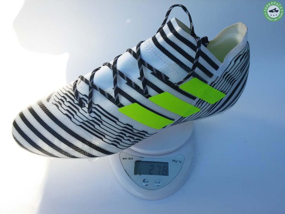 adidas nemeziz 17.2 - váha