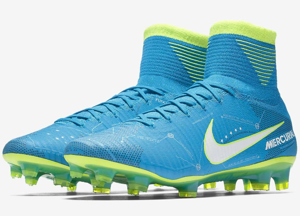 Superfly V Neymar dynamic fit