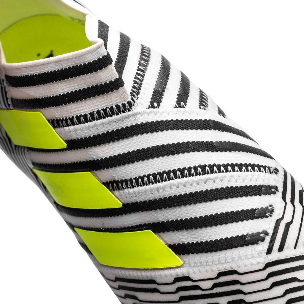 kopačky adidas nemeziz 17+ 360 agility FG svršek