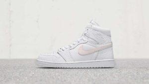 Nike materiál Flyleather - Jordan 1