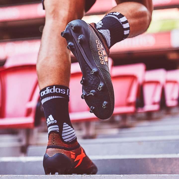Adidas X 17+ Purespeed pyro storm pack