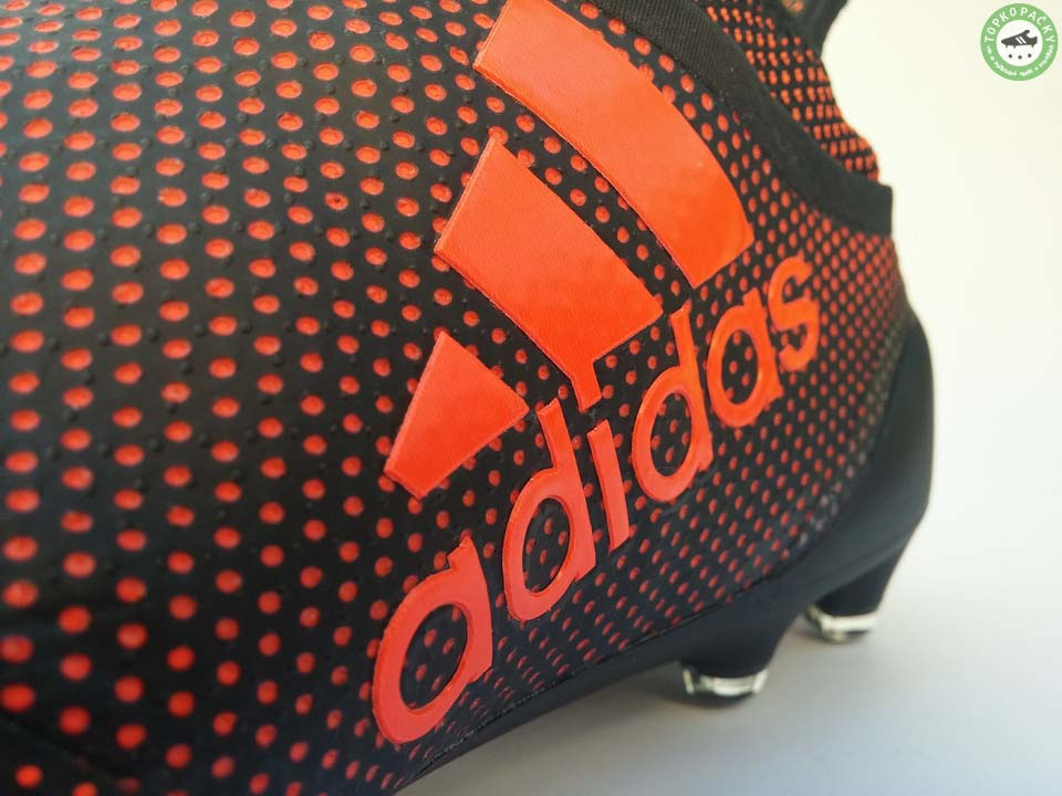 Kopačky Adidas X 17+ Purespeed speed skin