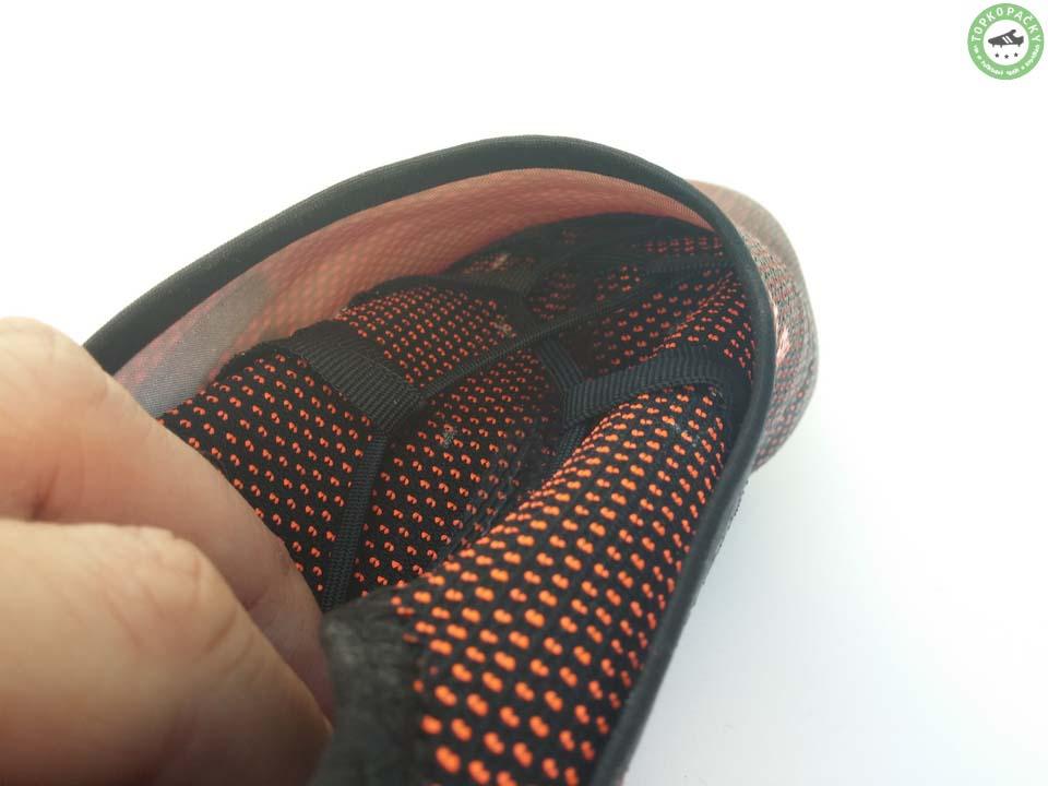 Kopačky Adidas X 17+ Purespeed nylonová poutka