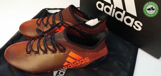 Adidas X 17.1 úvodní obrázek