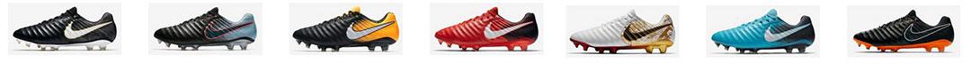 kopačky Nike Tiempo Legend 7 barevné varianty