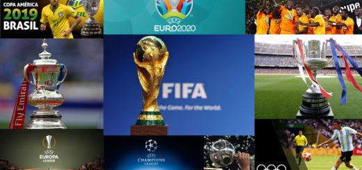přehled fotbalových akcí