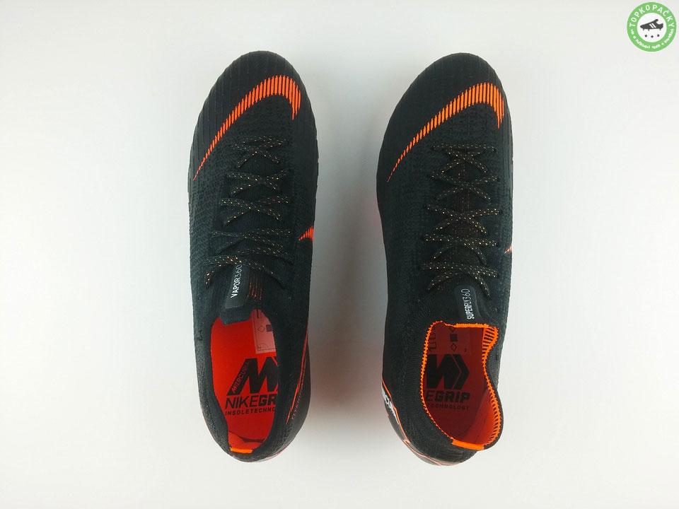 sorvnání kopaček Nike Mercurial Superfly 6 Elite a Vapor 12 Elite
