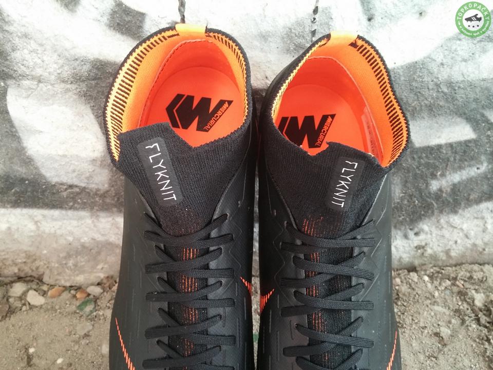 kopačky Nike Mercurial Superfly 6 Pro vnitřek