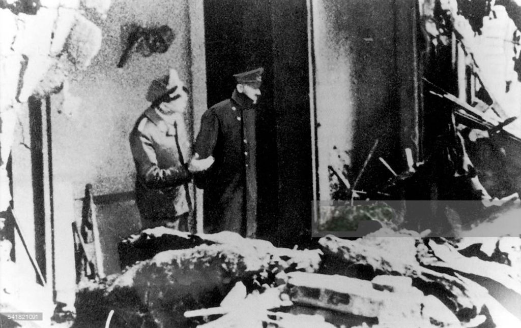 Utolsó kép Adolf Hitlerről