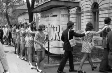 Thököly út - Cházár András utca kereszteződés