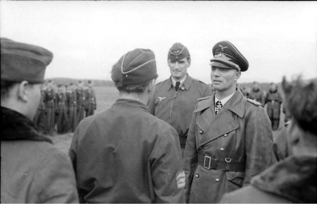 Beppo Schmid a Luftwaffe vezetője