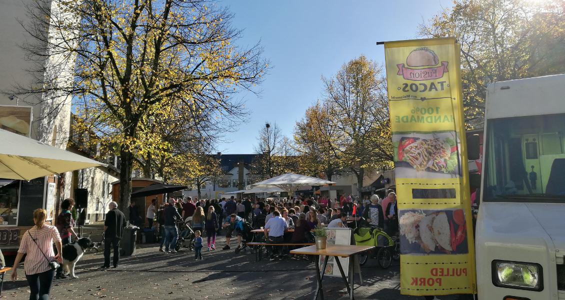 Essen auf Rädern oder: Streetfood für Sauerländer!