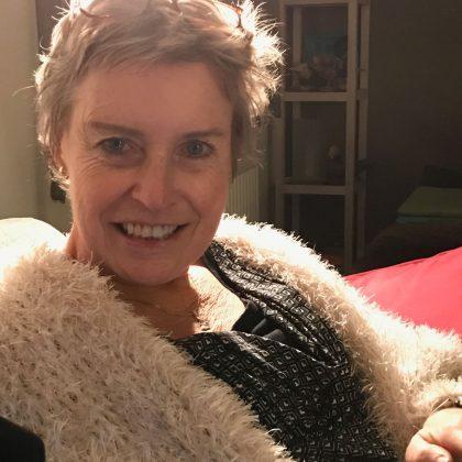 Leven met kanker- Ina Bogers