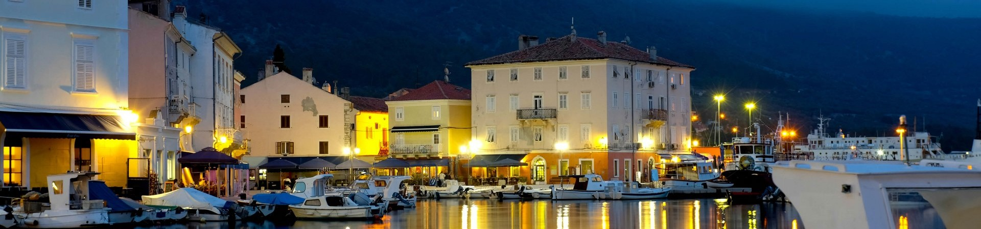 Port w Cres, Chorwacja