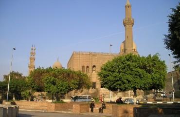 Monumentalny meczet w Kairze