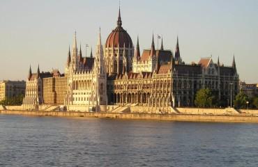 Budapeszt, stolica Węgier