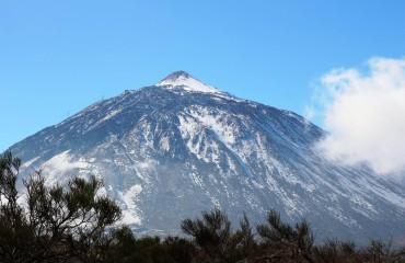 Wulkan na Wyspach Kanaryjskich