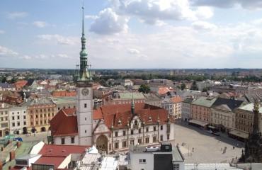 Olomuniec w Czechach