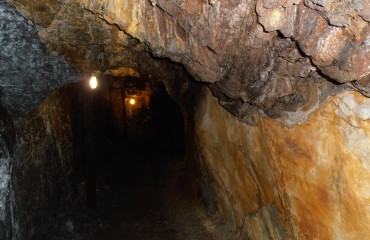 kopalnia srebra w Srebrnej Górze