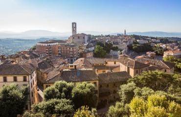 Perugia Włochy