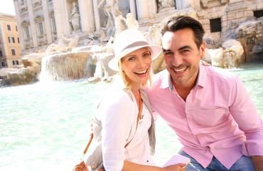 turyści Rzym