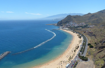 Plaża San Andres