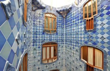Budynek Gaudiego
