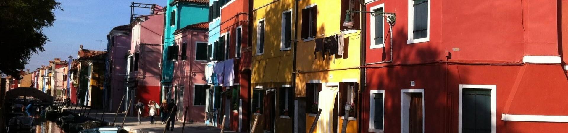 Burano Włochy