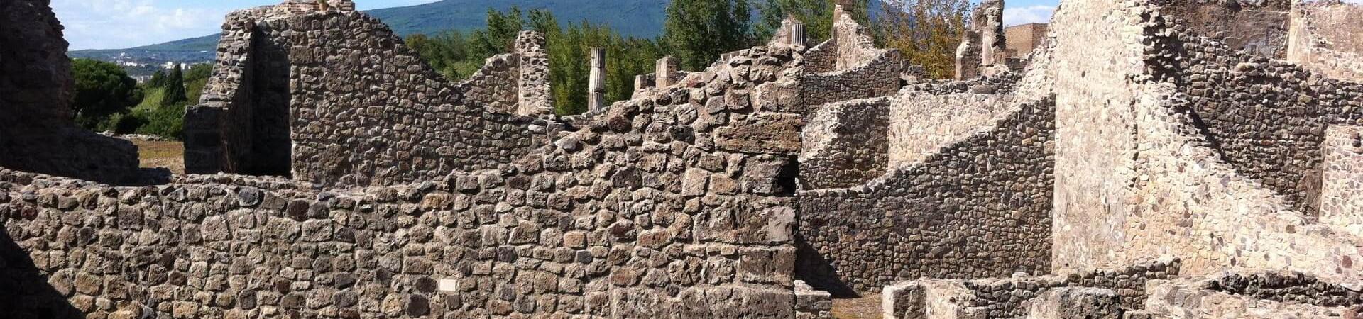 Wezuwiusz Pompeje